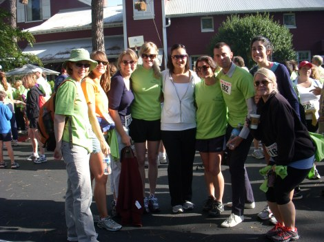 Walkers for Hope from UNC Eating Disorders