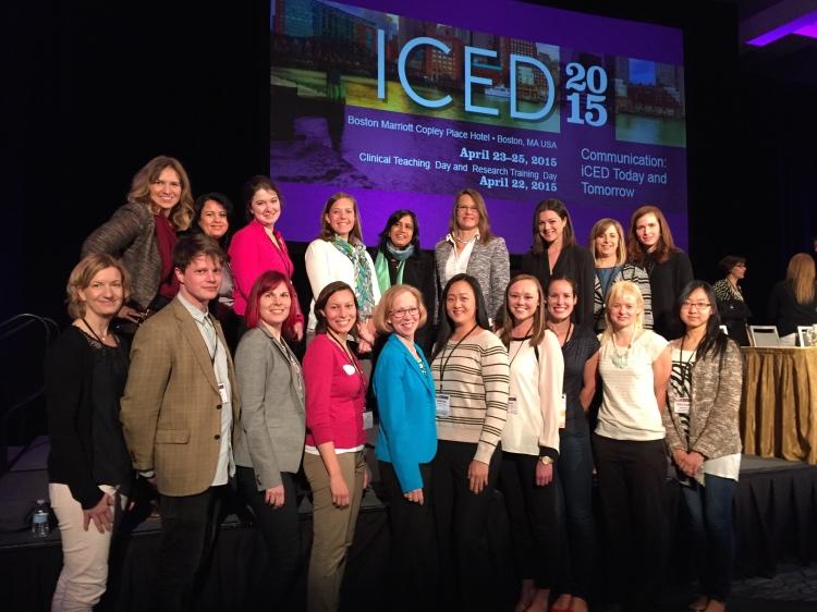 The UNC/KI team at ICED